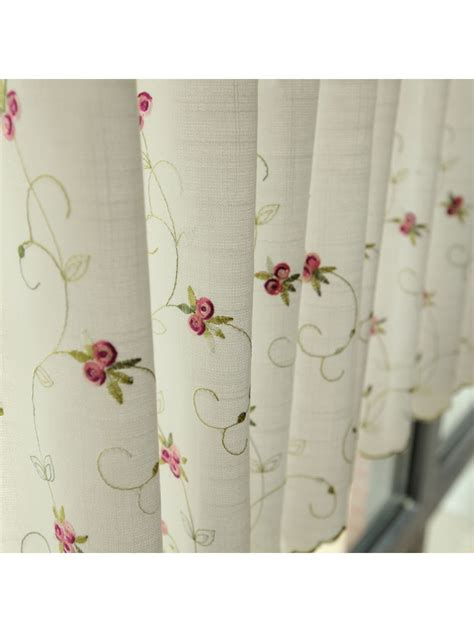 white eyelet kitchen curtains eyelet kitchen curtains new ribbon floral eyelet kitchen