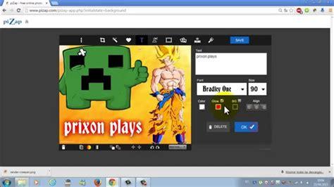 como hacer imagenes sin fondo en photoscape como crear tu propio fondo de pantalla sin programas youtube