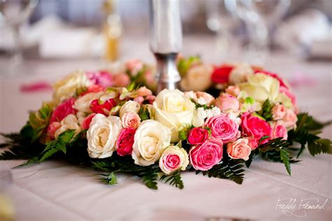 Deco Mariage Simple Et Chic by Une D 233 Co De Tables De Mariage Simple Chic Et 233 Pur 233 E