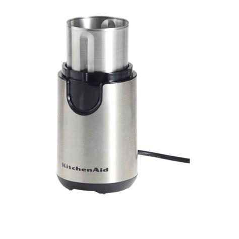 Kitchen Aid Grinder by Kitchenaid Artisan Coffee Grinder On Sale Now