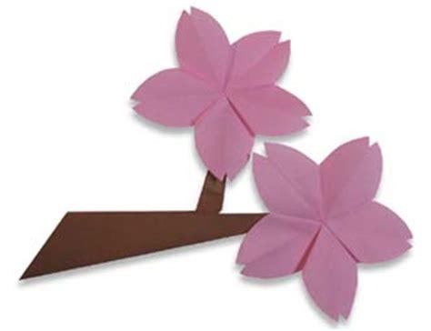 Cherry Blossom Origami - origami cherry