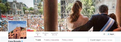 macri dio la nueva escala d las asignaciones familiares mauricio macri ya tiene nueva cuenta de twitter