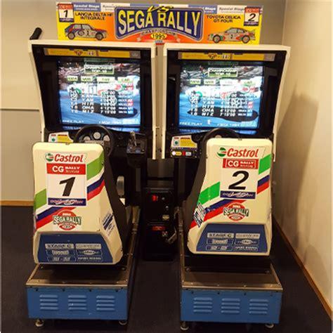 Sega Rally 2 Automat by Sega Rally M 228 Ssaktiviteter