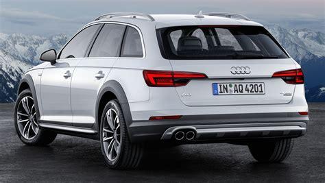 B9 Audi A4 allroad quattro is a go anywhere A4 Avant Paul Tan Image 427793