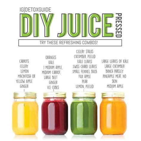 Make Your Own Detox Cleanse Juice by The World S Catalog Of Ideas