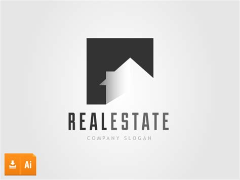 house logo design vector 35 real estate logos ai eps logos