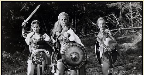 film viking queen the black box club hammer films carita the viking queen