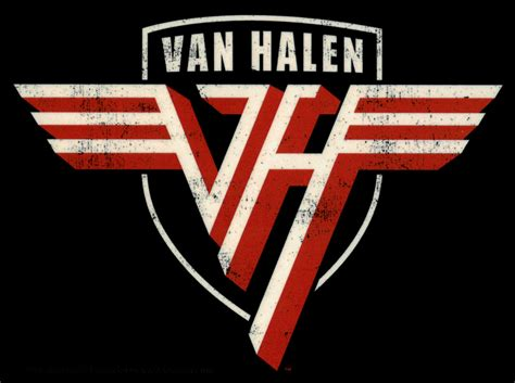 Cutting Sticker Band Halen 5601 halen logo rock band 1980s 1990s sammy hagar sticker decal ebay
