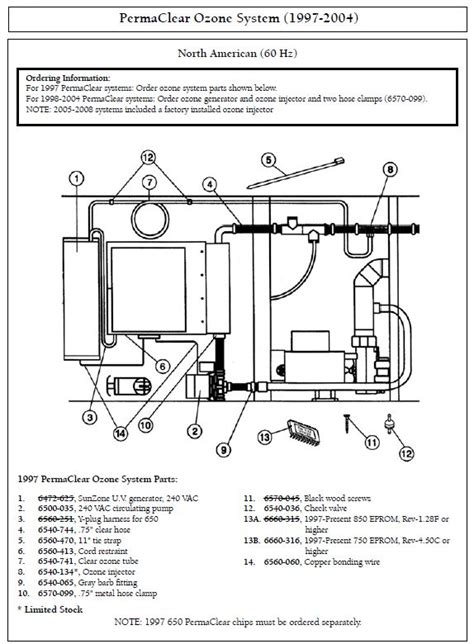 sundance spa plumbing diagram worksheet cloud
