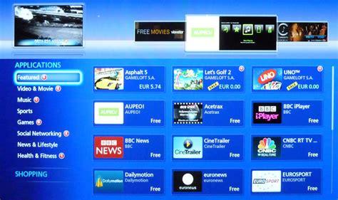 Tv Panasonic Smart Viera panasonic viera connect smart viera platform review