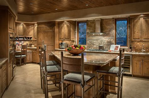 southwest contemporary southwestern kitchen phoenix