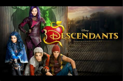 film animasi walt disney 2015 le film descendants pour la rentr 233 e t 233 l 233 2015 de disney