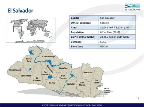 language el el salvador a country of opportunities january 2014