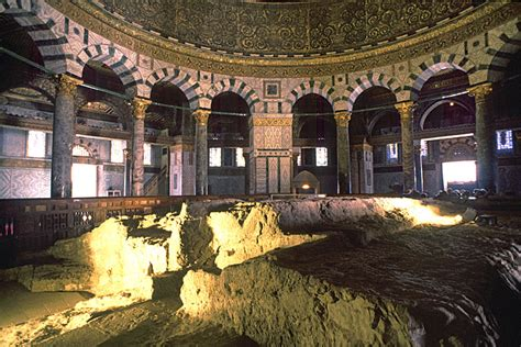 Dome Of Rock Interior by The Papal Throne To Shift From Rome To Jerusalem News