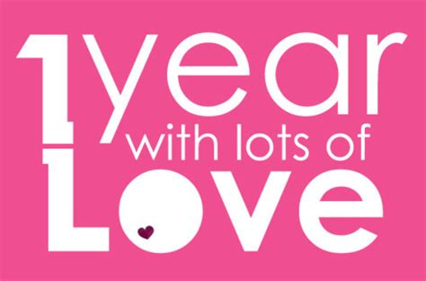 1 year anniversary dating quotes quotesgram