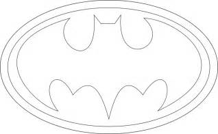 batman logo coloring pages batman logo iii by ggrock70 on deviantart
