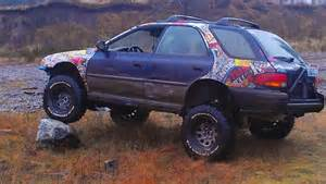 Lifted Subaru Baja 1000 Images About Suba Lift On Utility