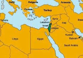 World Map Israel by Israel On World Map Gallery