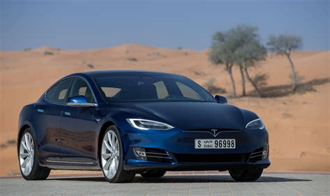 Tesla Dubai Tesla Launches In The Uae With Model S And Model X