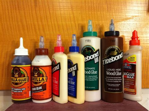 woodwork adhesives types of wood glue and buying guide best belt sanders