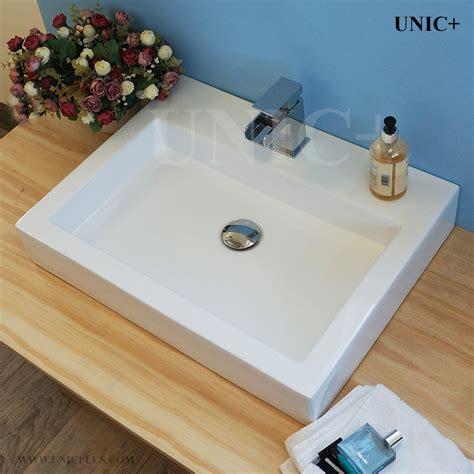 Porcelain Ceramic Bathroom Vessel Sink Bvc004 In Vancouver Kitchen Sink Vancouver