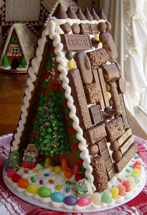 christmas candy house designs amazing traditional christmas gingerbread houses
