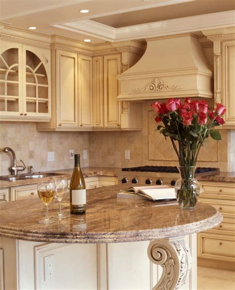granite kitchen countertop ideas jaw dropping granite countertop kitchen ideas page 3 of