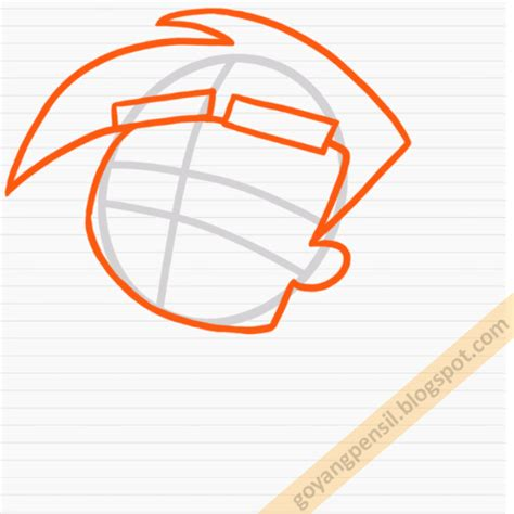 Pensil Alis Cosmos cara menggambar kartun cosmo goyang pensil