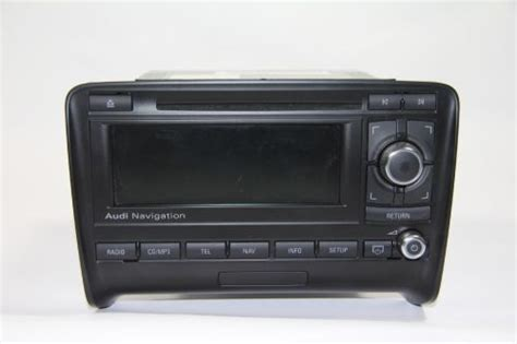 Audi Bns 5 0 by Audi Rns Low Bns 5 0 Bns 5 0 Navigation Mp3 F 252 R Tt 8j