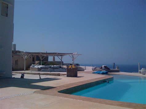 chambre bébé mykonos mykonos villa de luxe avec 4 chambres piscine et