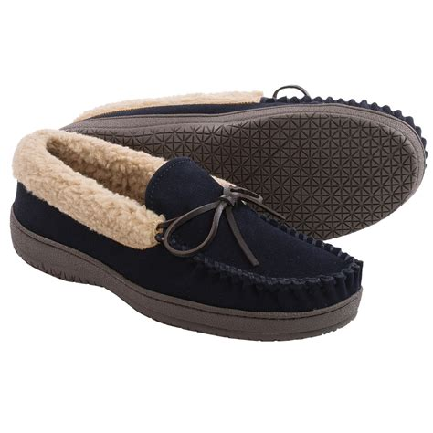 moccasin slippers for clarks suede moccasin slippers for save 64