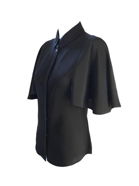 Cape Sleeve Blouse cosette meryl cape sleeve blouse garmentory