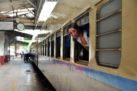 Overnight Sleeper Trains by Day 3 Overnight Sleeper From Yangon To Bagan The