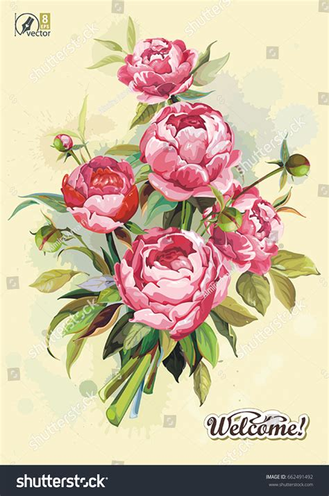 birthday card template floral floral greeting card template congratulation design stock