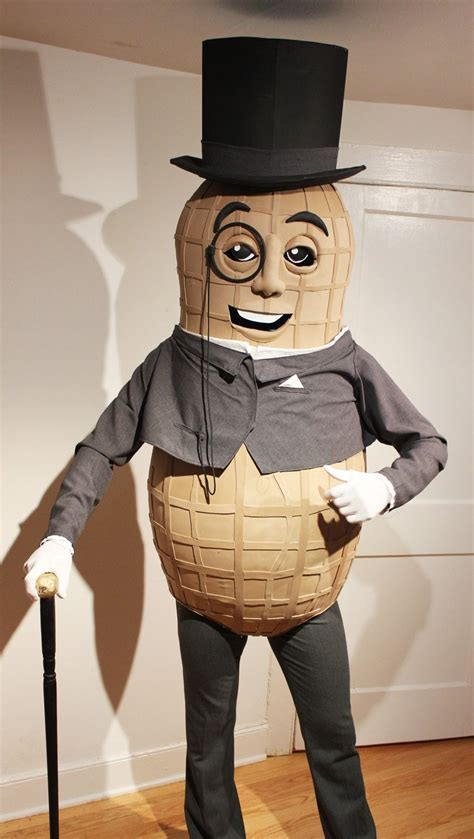 Planters Peanuts Mascot by Mr Peanut Collegehumor Post