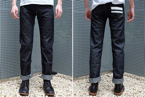 google images jeans summer weight raw denim jeans five plus one