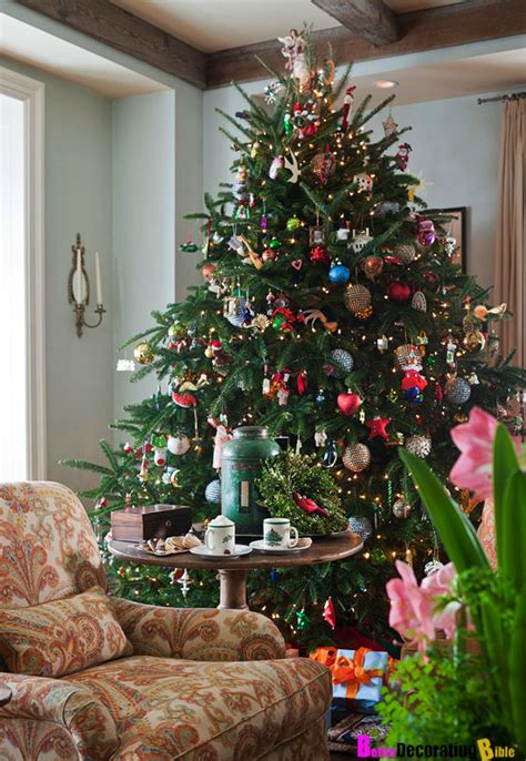 home decorated christmas trees how to decorate a fabulous christmas tree
