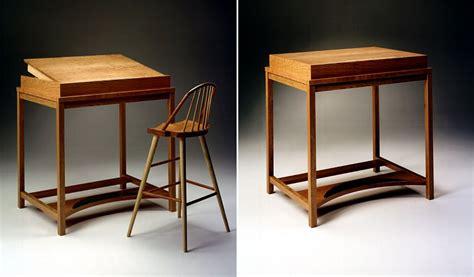 thinking upright era   standing desk woodworking