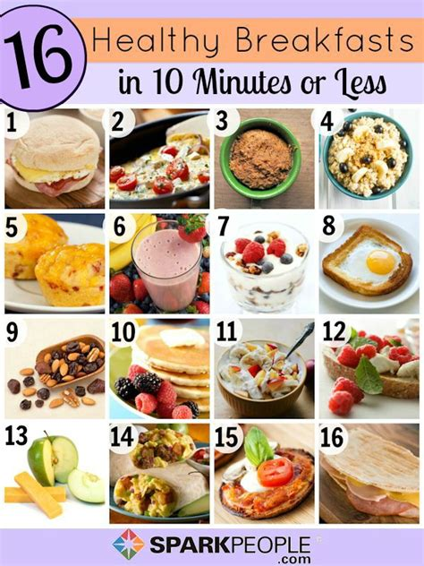 quick easy breakfast ideas  miriam reyes musely