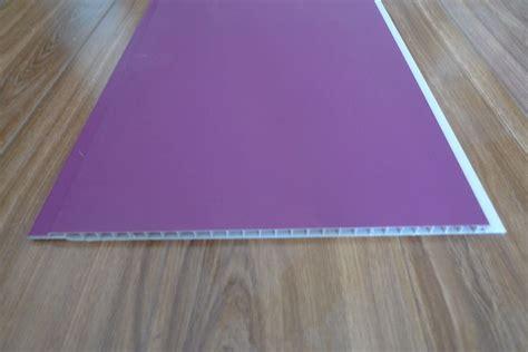 solid color decorative laminate wall panel pvc