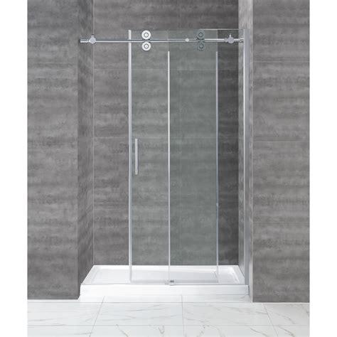 glass shower barn door popular frameless glass sliding door hardware buy cheap