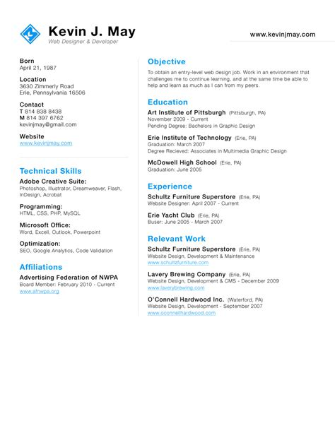How Does A Resume Look by New Resume Look By Defined04 On Deviantart