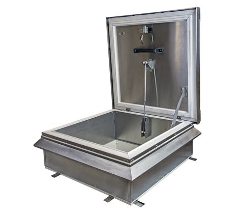 ceiling access hatch stainless steel roof hatch roof access cover surespan