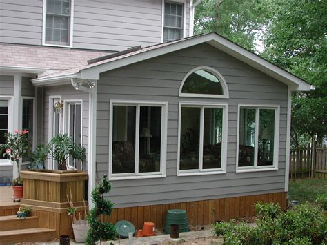 Sunroom On A Deck by Home Sunroom Addition Ideas Homesfeed