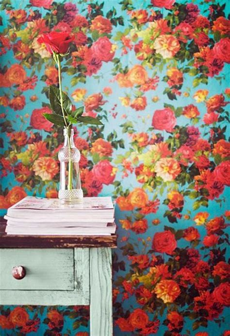 Living room wall design ideas ? cool examples of wallpaper