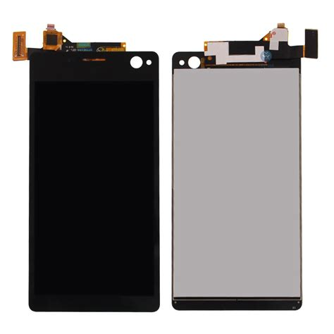 Lcd Toucscreen Frame Sony Xperia C5 sony xperia c4 lcd screen display lcd assembly replacement
