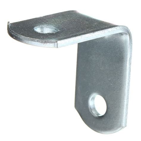 Murah Steel Angle Bracket 25mm 10pcs 25mm x 25mm zinc plated corner brace joint right angle bracket l shape ebay