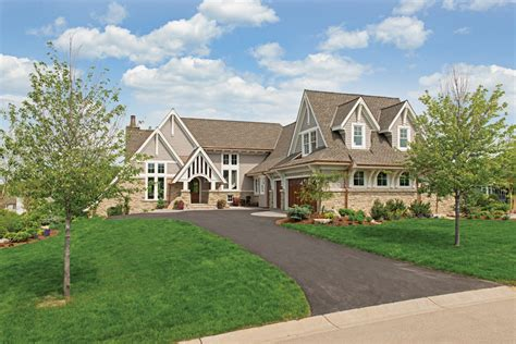midwest house plans edina elegance by carl m hansen companies