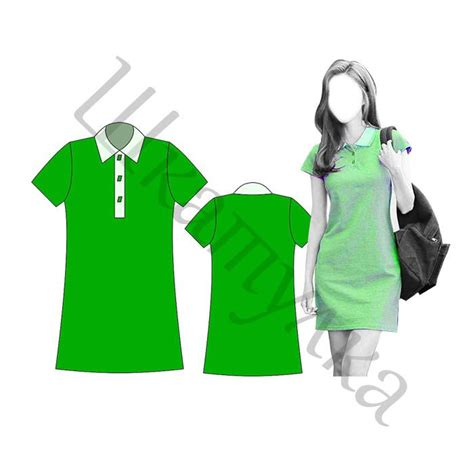 sewing pattern polo shirt 2172 best dress tutorials and free patterns images on