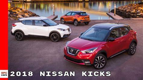 nissan kicks red 2018 nissan kicks youtube